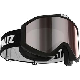 Bliz Liner Gafas, negro/blanco